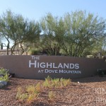 Adult Golf Community Heritage Highlands At Dove Mountain