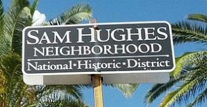 Sam Hughes Historic District