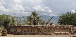 Saddlebrooke homes Tucson Retirement Community