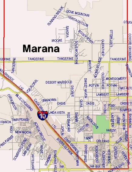 Marana School District East