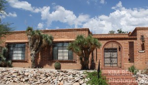 single story tucson homes