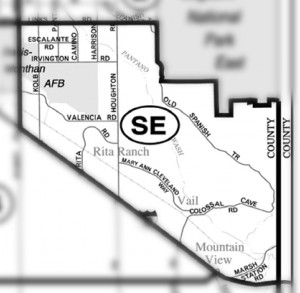 Desert Willow Estates Subdivision