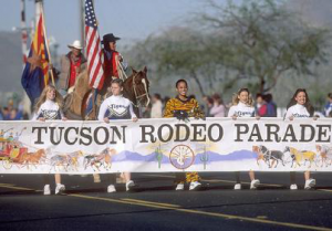 Moving to Tucson to see the Rodeo parade