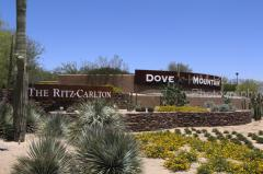 Dove Mountain Arizona Monument W_Ritz