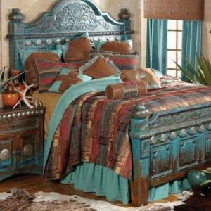 Beau Southwest Decor Bedroom Colors