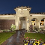 del webb dove mountain model homes