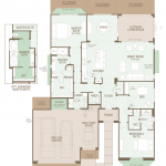 SaddleBrooke Floor Plans