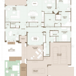 Montera Floor Plan Saddlebrooke Ranch