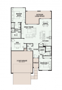 Quail Creek Home Floor Plans Cholla
