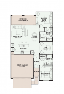 Quail Creek Floor Plans Primrose