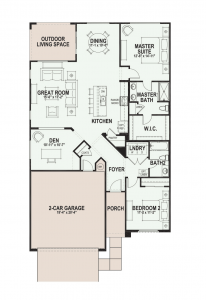 Quail Creek Floor Plans Lariat