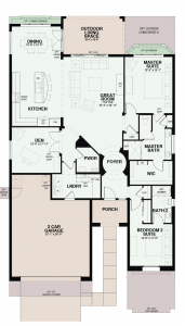 Quail Creek Floor Plans Fiesta