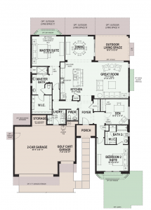 Quail Creek Floor Plans Cortez