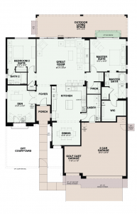 Quail Creek Floor Plans Median