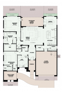 Quail Creek Floor Plans Treviso