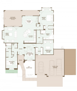 Preserve Floor Plan Canyon