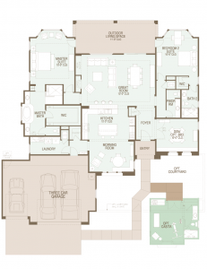 Preserve Floor Plans Sabino