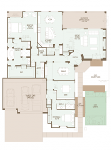 Preserve Floor Plans Sonoran