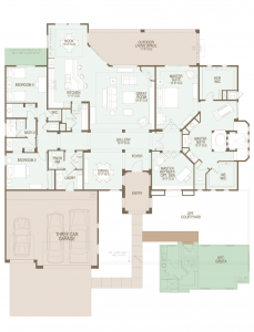 Preserve Floor Plans Tierra home