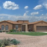 Toll Brothers Homes Costellana Plan