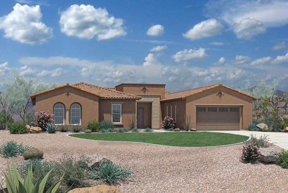 Toll Brothers Los Saguaros Costellana Plan