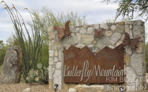 Butterfly Mountain Estates Tucson AZ