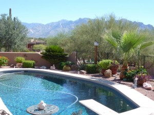 Chaparral Heights Subdivision Tucson AZ