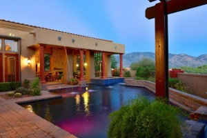 Honey Bee Ridge Estates subdivision tucson az