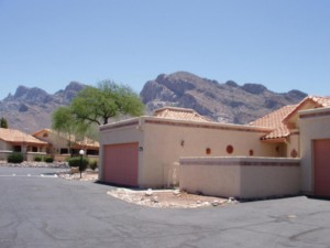 Horizon Heights Condos oro valley subdivision