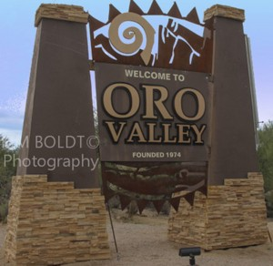 Oro Valley Home Sales July 2016