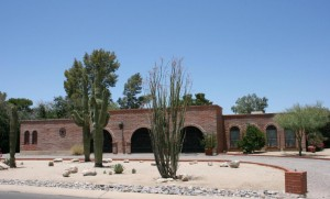 southwest architecture adobe brick