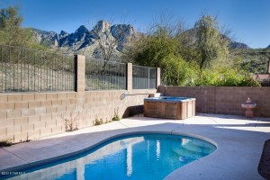 Rams Canyon Oro Valley Subdivision