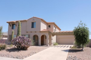 Sunset Ridge Oro Valley subdivision