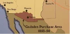 Gadsden Purchase of 1853