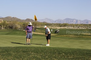 Golf cousese in Tucson az