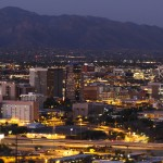 Tucson az central area sales report