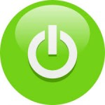 Green Start Button