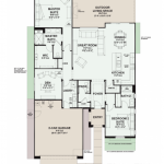 saddlebrooke ranch floor plan alora