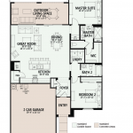 saddlebrooke ranch villas floor plans