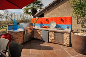 outdoor kitchen ideas tucson az