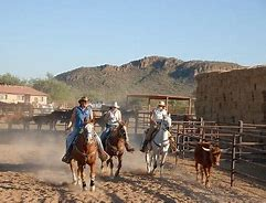 Dude Ranches In Tucson